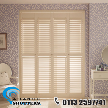 Atlantic Full Height Shutters
