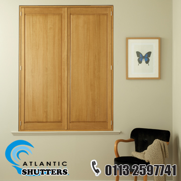 Atlantic Solid Shutters