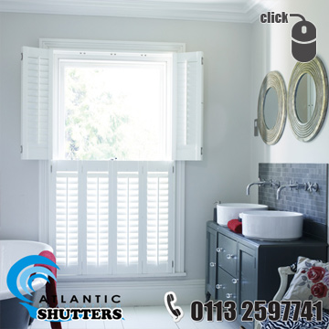 Cleveland Shutters from Atlantic Plantation Shutters