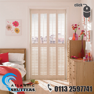 Pearl Classic Shutters from Atlantic Plantation Shutters