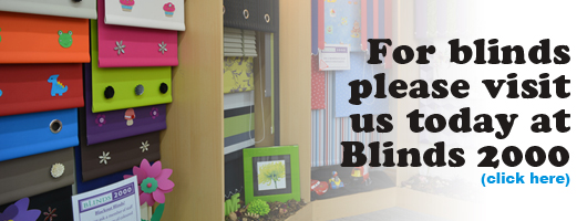 We recommend Blinds 2000 in Leeds